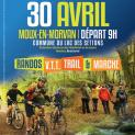 La Mouxoise | 30 avril 2017 | Moux en Morvan (58)