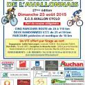Les Grimpettes de l'Avallonnais - 23 août 2015 à Avallon (89)